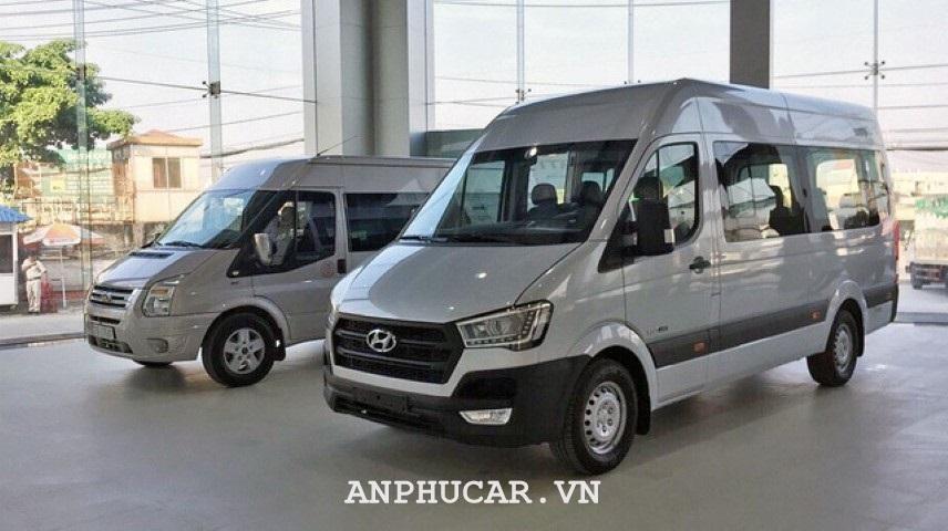Gia xe Hyundai Solati 2020