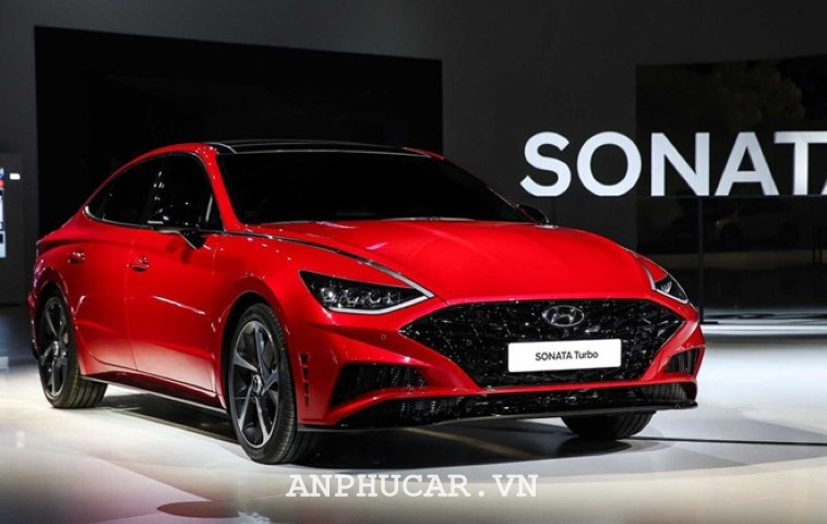 Ngoai that Hyundai Sonata 2020