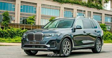 BMW X7 2020 Ngoai That