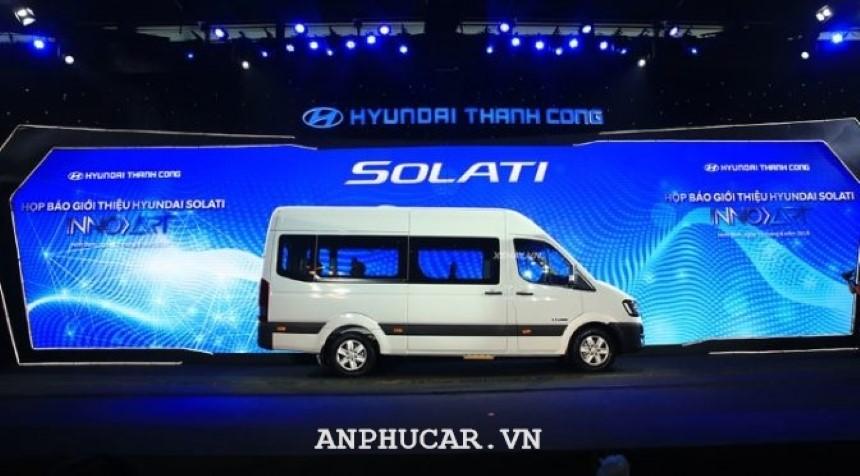 Hyundai Solati 2020 ngoai that