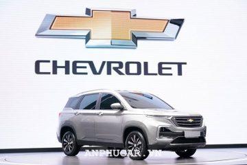 Chevrolet Captiva 2020 gia lan banh bao nhieu