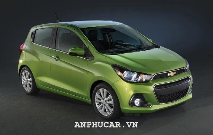 Chevrolet Spark 2020 gia ban