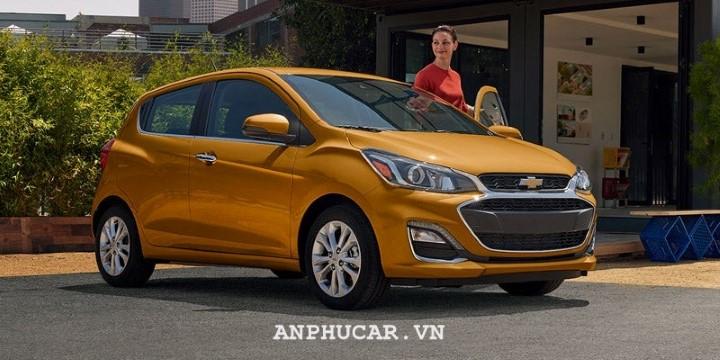 Chevrolet Spark 2020 tra gop