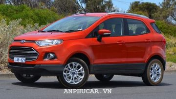 Ford Ecosport cu van hanh