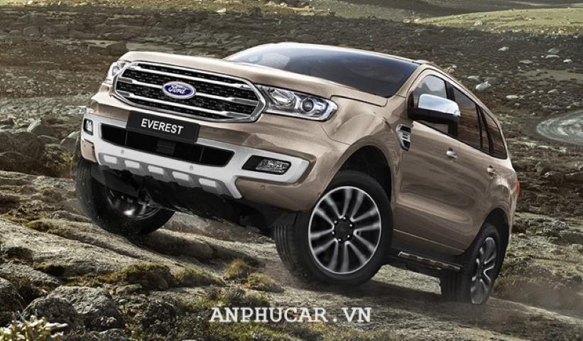 Ford Everest 2020 gia bao nhieu