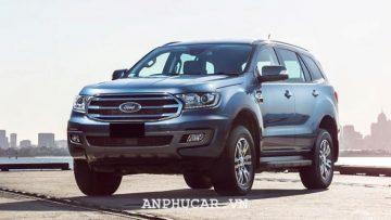 Ford Everest 2020 khuyen mai