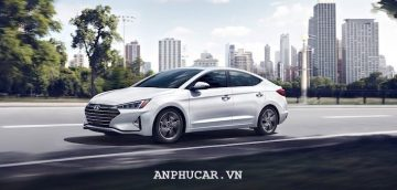 Hyundai Elantra 2.0 AT 2020