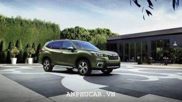 Subaru Forester 2020 chi tiet