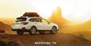 Subaru Outback 2020 gia lan banh bao nhieu