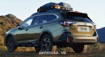 Subaru outback 2020 mua xe