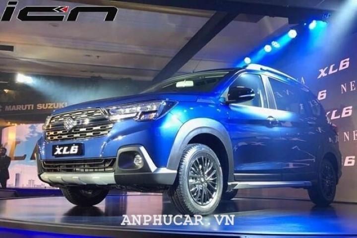 Suzuki XL6 2020 manh me trong thiet ke