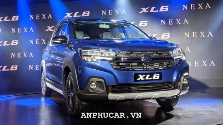 Suzuki XL6 2020 thiet ke ngoai that
