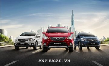 VinFast Fadil 2020 gia xe