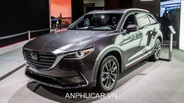 dau xe Mazda CX9 2020