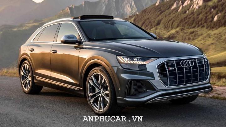 Audi Q8 2020 van hanh
