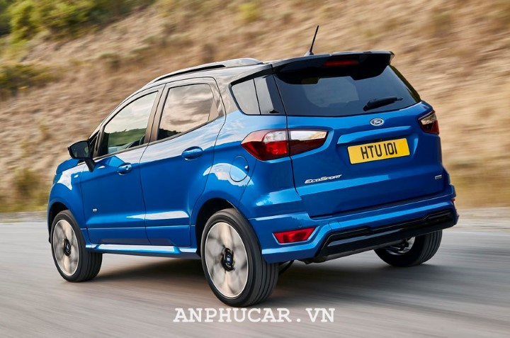 Ford EcoSport 2020 tien nghi