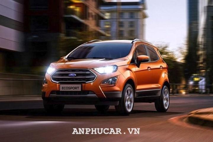Ford EcoSport 2020 van hanh