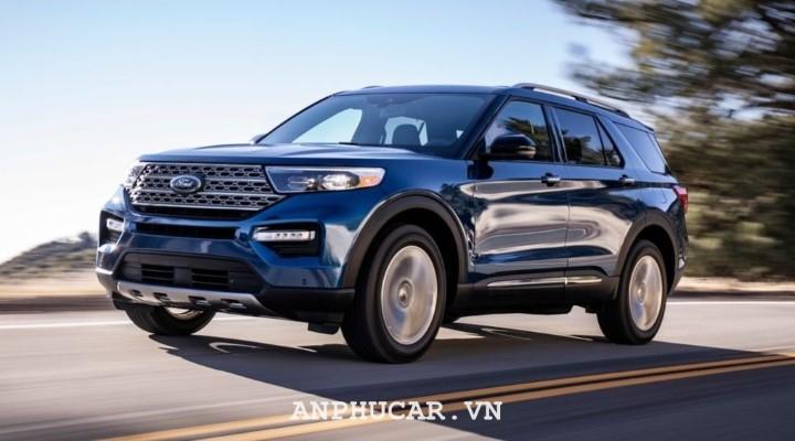 Ford Explorer 2020 bao nhieu tien