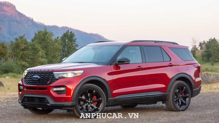 Ford Explorer 2020 gia lan banh