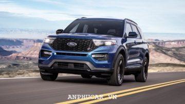 Ford Explorer 2020 mua xe