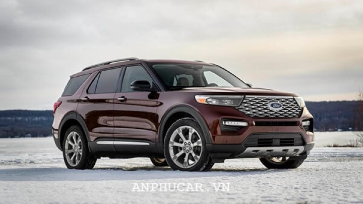 Ford Explorer 2020 tra gop