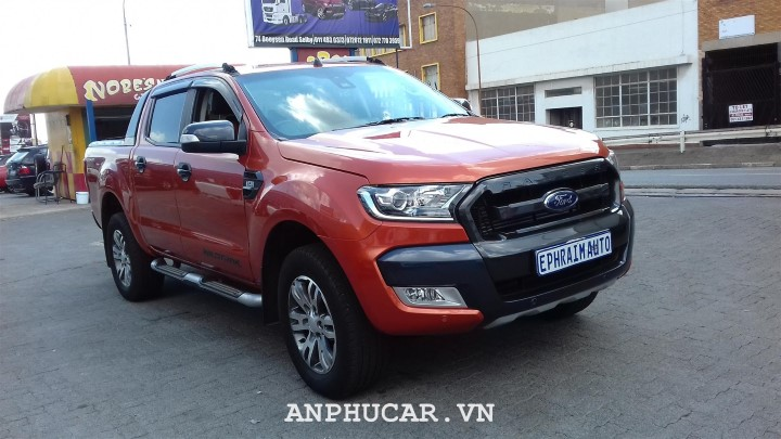 Ford Ranger 2014 the nao