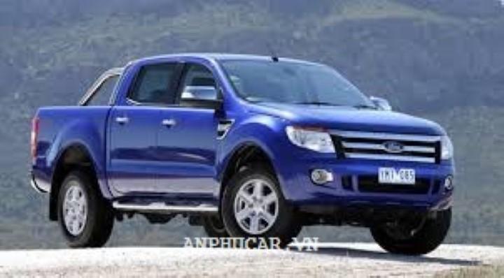 Ford Ranger 2014 van hanh the nao