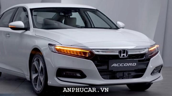 Honda Accord 2020 gia lan banh