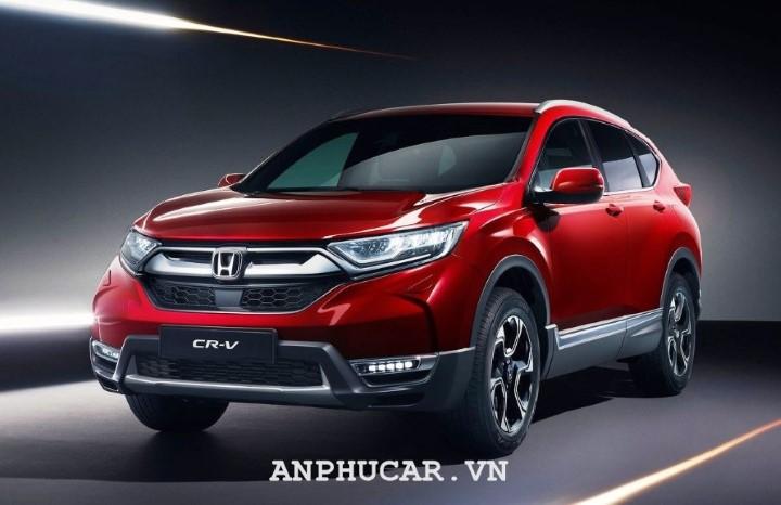 Honda CR-V 2020 van hanh manh me