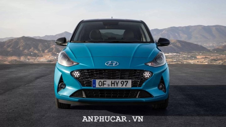 Hyundai Grand i10 2020 lot xac