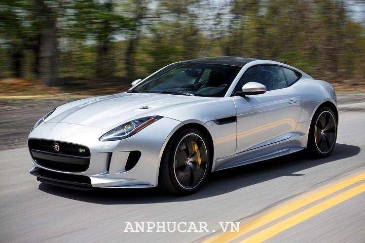 Danh gia Jaguar F-TYPE R Convertible 2020