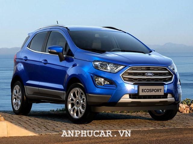 Ford Ecosport 2020 khuyen mai mua xe hap dan