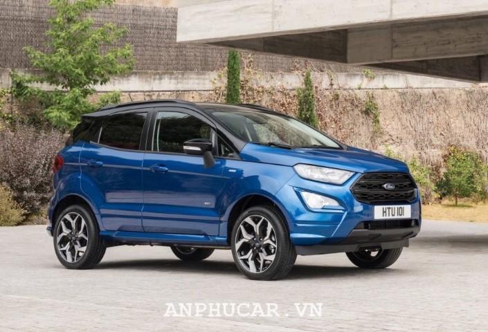Ford Ecosport 2020 nang cap hien dai