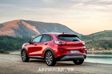Ford Puma 2020 doi thu dang gom cua nhieu dong xe trong phan khuc