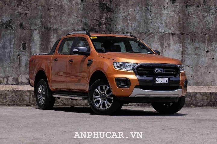 Ford Ranger Wildtrak 2020 gia lan banh bao nhieu