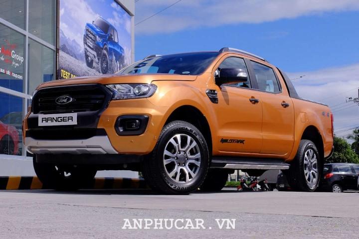 Ford Ranger Wildtrak 2020 thiet ke an tuong