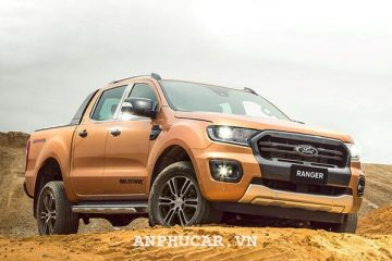 Ford Ranger Wildtrak 2020 thong so ky thuat