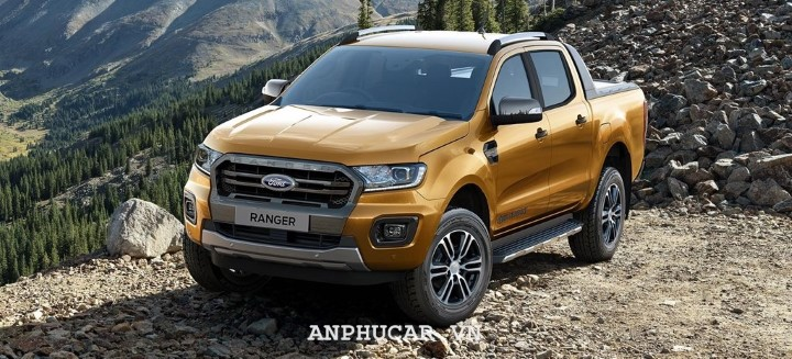Ford Ranger XLT limited 2020 gia bao nhieu