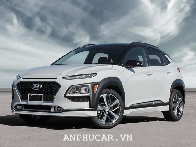 Hyundai Kona 1.6 Turbo 2020 gia bao nhieu