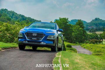 Hyundai Kona 1.6 Turbo 2020 gia lan banh