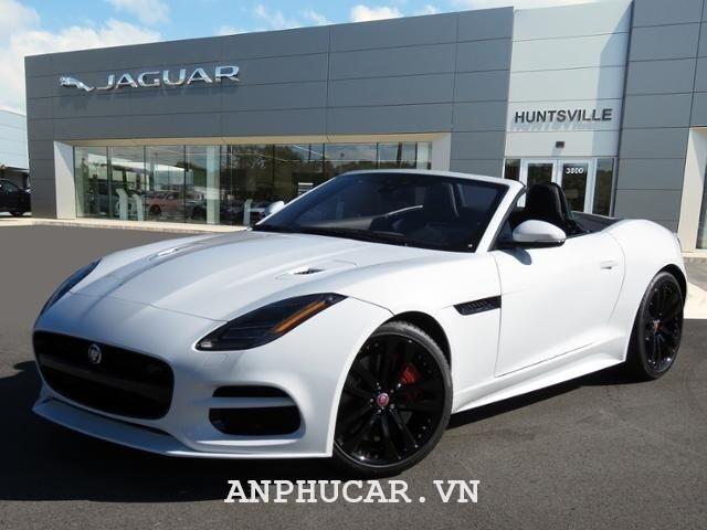 Jaguar F-TYPE R Convertible 2020 khuyen mai