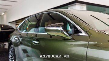 Lexus LS 500h SE 2020 tinh te tung chi tiet