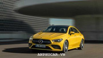 Mercedes AMG CLA 35 4Matic 2020 gia bao nhieu