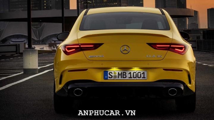 Mercedes AMG CLA 35 4Matic 2020 van hanh manh me
