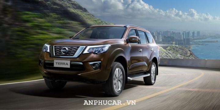 Nissan TERRA 2.5L E 2WD 7AT 2020 gia ban hap dan
