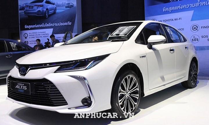 Toyota Corolla Altis 2020 có gi dac biet