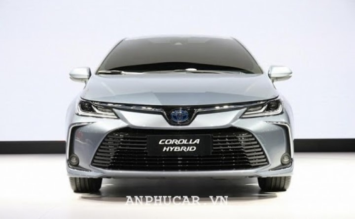 Toyota Corolla Altis 2020 danh gia chi tiet