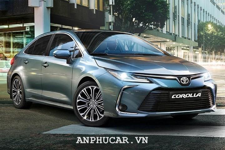Toyota Corolla Altis 2020 khuyen mai mua xe