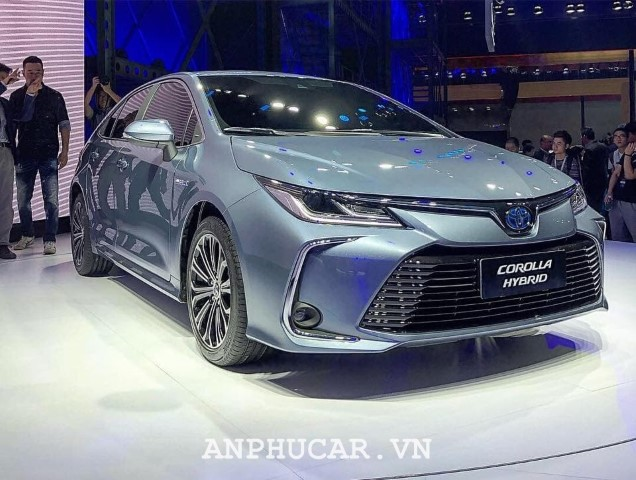 Toyota Corolla Altis 2020 mua xe gia hap dan