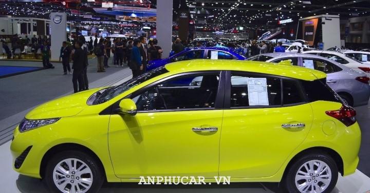 Toyota YARIS 1.5G CVT 2020 gia bao nhieu